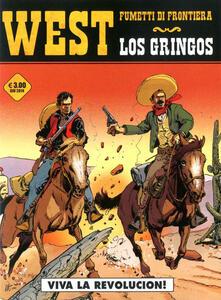 Winniearcher.com Viva la revolucion! Los gringos. Vol. 1 Image