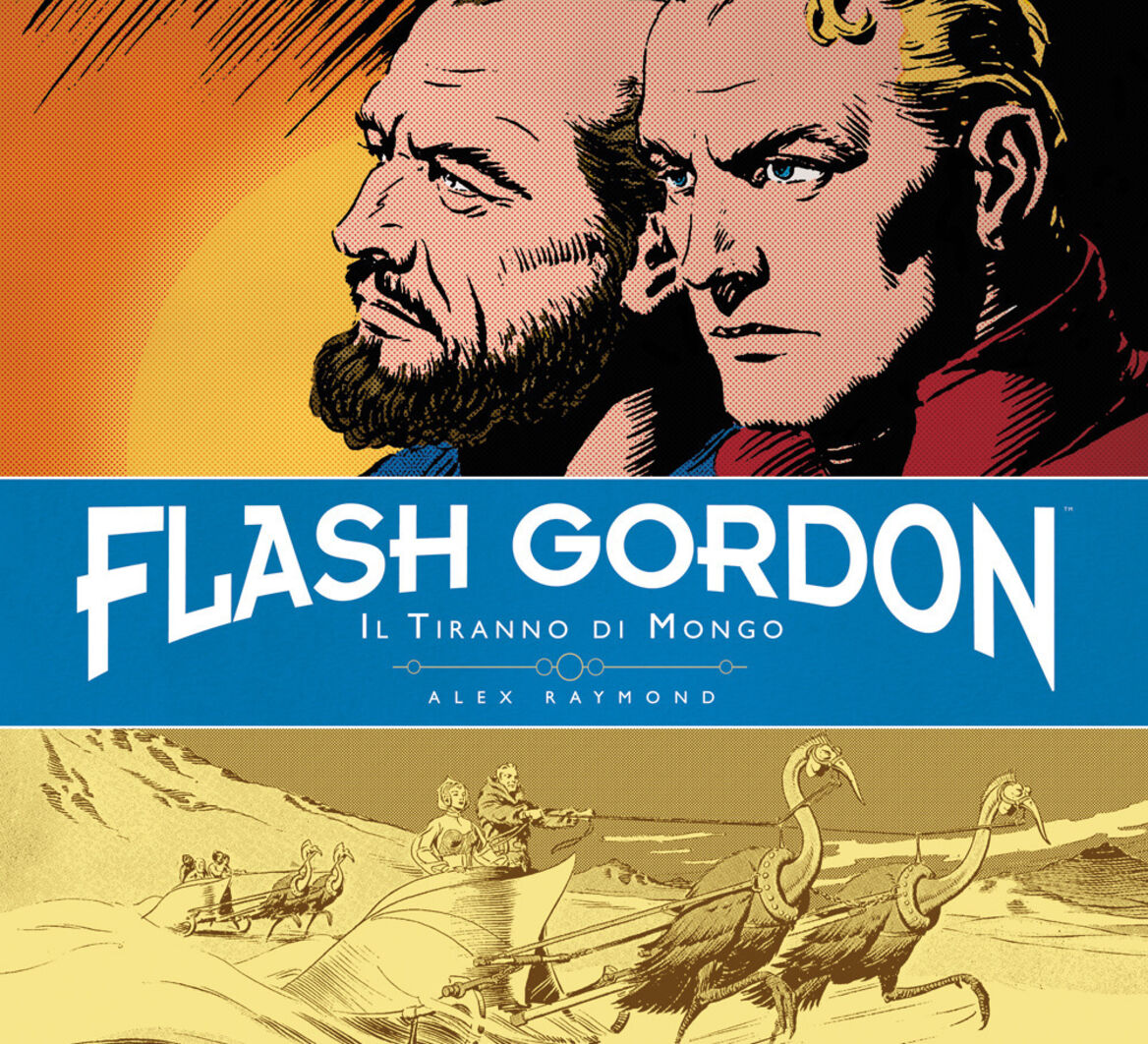 Il tiranno di Mongo. Flash Gordon. Vol. 2