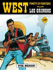 Warholgenova.it Viva Mexico! Los gringos. Vol. 2 Image