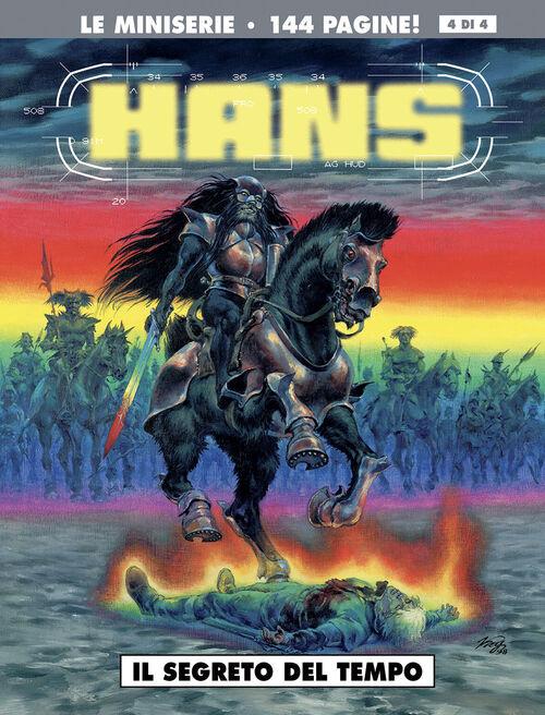 Il segreto del tempo. Hans. Vol. 4