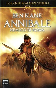 Annibale nemico di Roma - Ben Kane - copertina