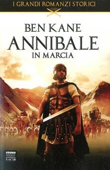 Annibale in marcia - Ben Kane - copertina
