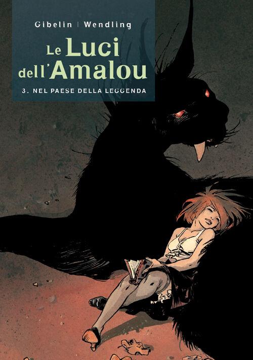 Nel paese della leggenda. Le luci dell'Amalou. Vol. 3