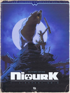 Libro Niourk. Vol. 1