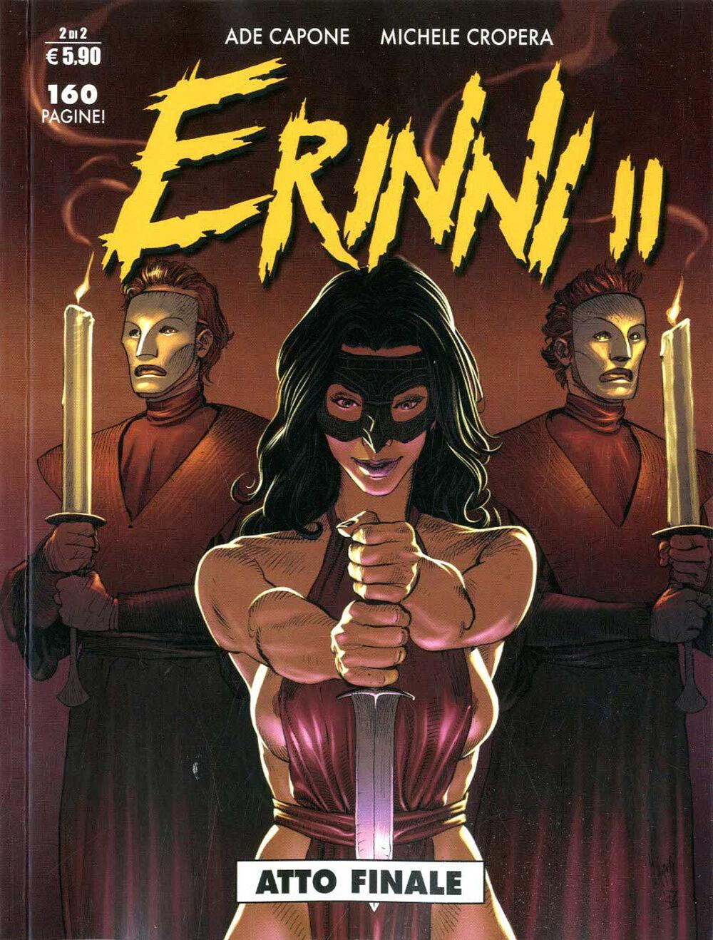 Atto finale. Erinni II. Vol. 2