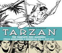 Tarzan. Strisce giornaliere e domenicali. Vol. 1: 1967-1969.