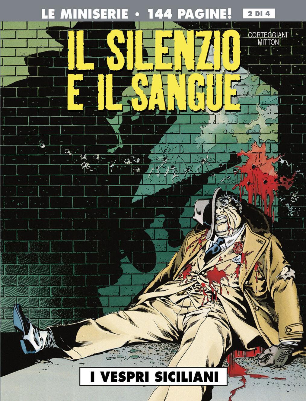 I vespri siciliani. Il silenzio e il sangue. Vol. 2
