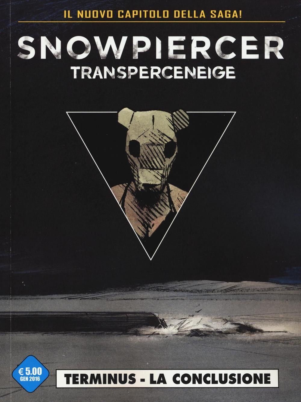 Transperceneige. Snowpiercer. Terminus. Vol. 2\2: La conclusione.