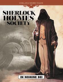 In nomine dei. Sherlock Holmes society. Vol. 2 - Sylvain Corduriè,Alessandro Nespolino,Ronan Toulhoat - copertina