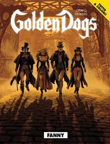 Cefalufilmfestival.it Fanny. Golden dogs. Vol. 1 Image