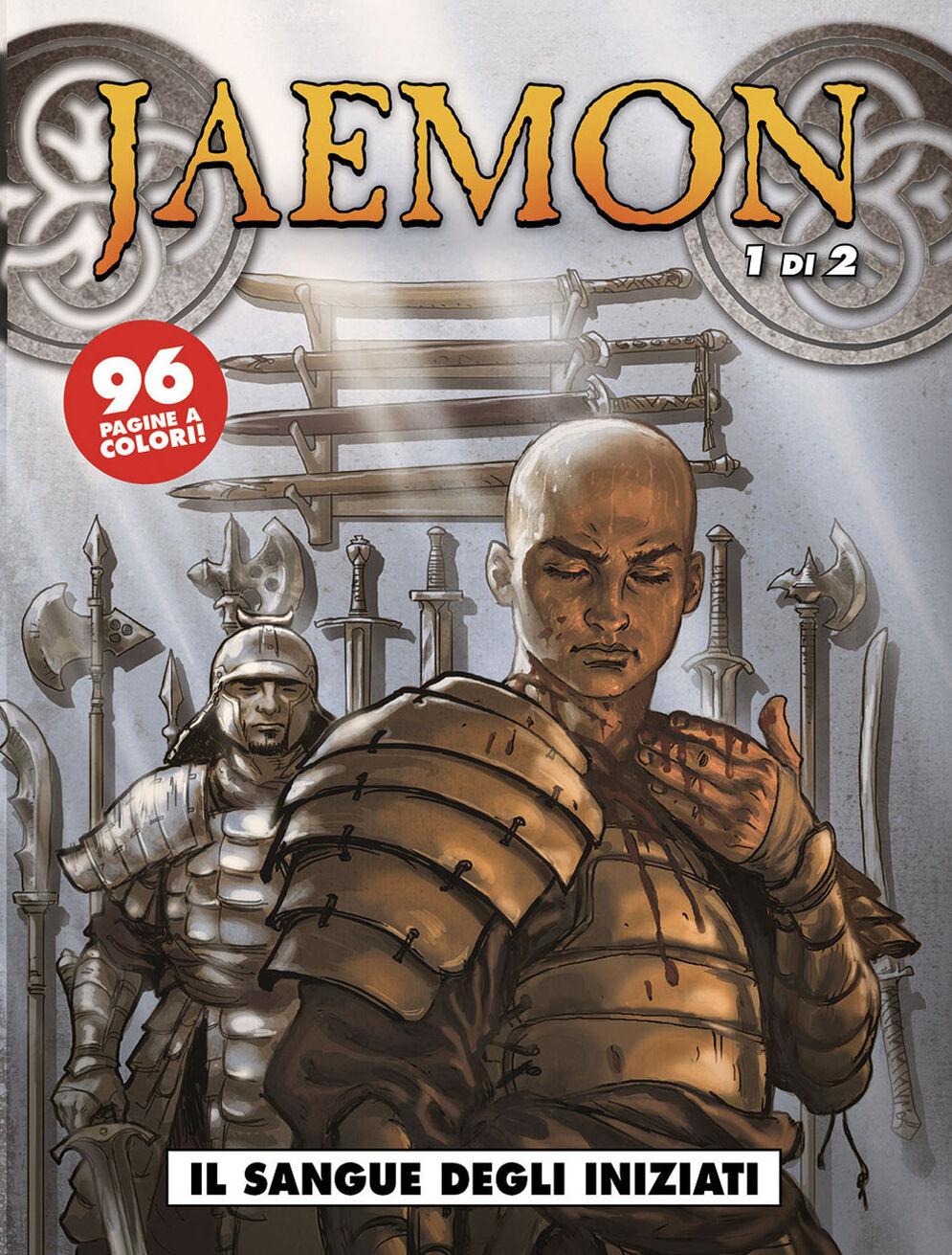 Il sangue degli iniziati. Jaemon. Vol. 1
