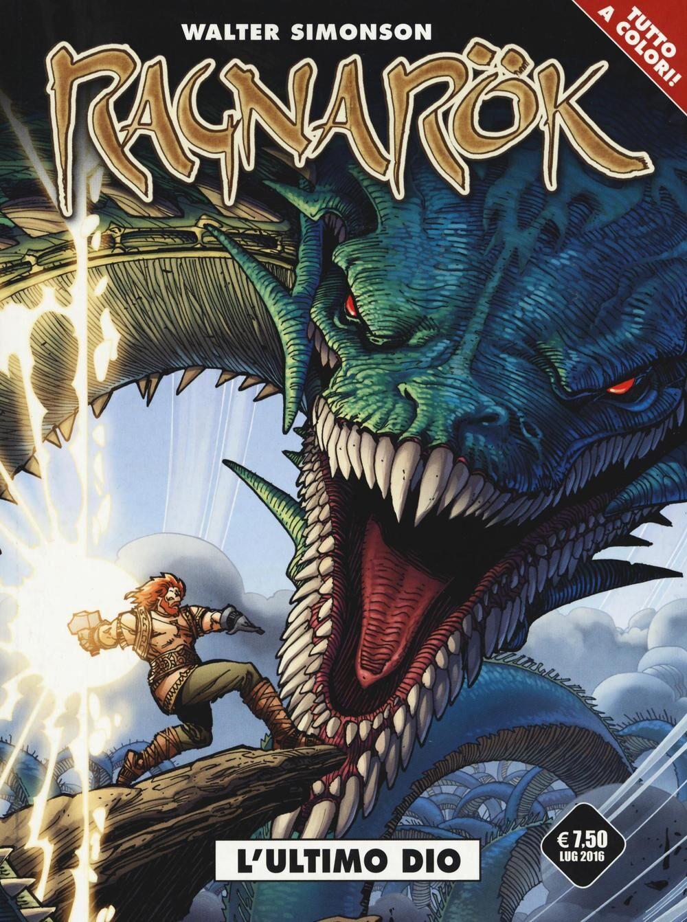 L' ultimo dio. Ragnarok. Vol. 1
