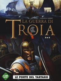 Le Le porte del Tartaro. La guerra di Troia. Vol. 2 - Jarry Nicolas Campanella Ardisha Erion - wuz.it