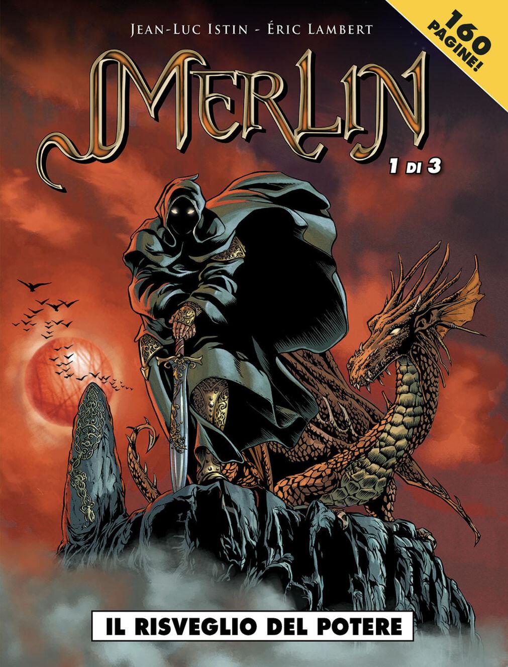 Il risveglio del potere. Merlin. Vol. 1