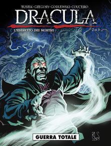 Ipabsantonioabatetrino.it Guerra totale. Dracula. L'esercito dei mostri. Vol. 2 Image