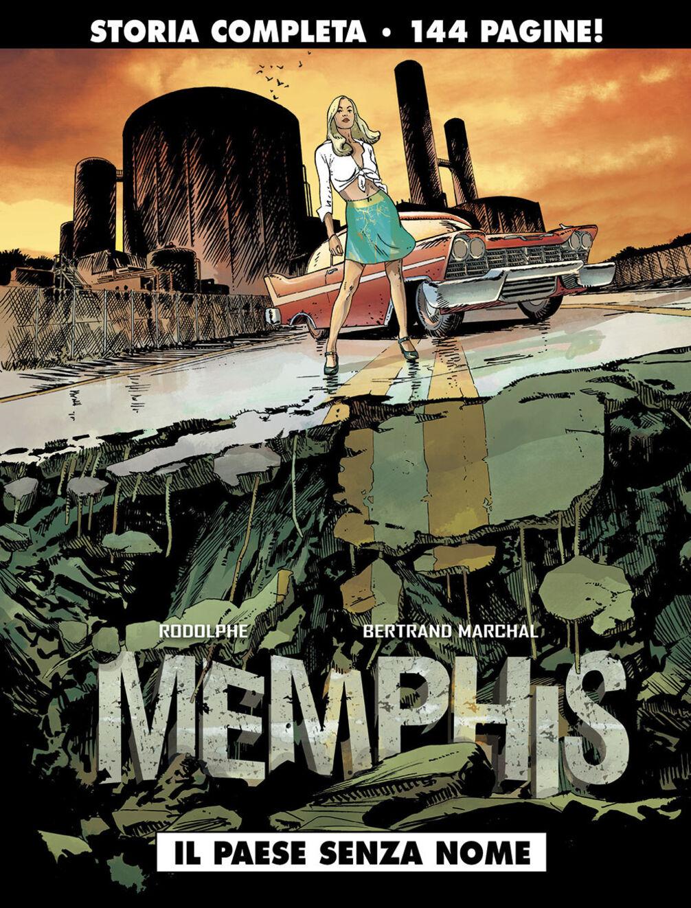Il paese senza nome. Memphis