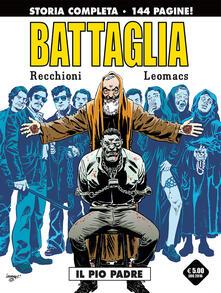 Tegliowinterrun.it Il pio Padre. Battaglia. Variant Image