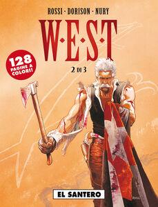 W.E.S.T.. Vol. 2