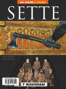 Lpgcsostenible.es I sette: 7 missionari-7 pirati. Vol. 2 Image
