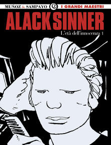 Voluntariadobaleares2014.es Alack Sinner. Vol. 1: età dell'innocenza, L'. Image