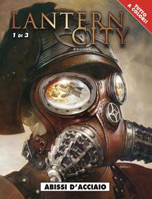 Osteriacasadimare.it Lantern city. Vol. 1 Image
