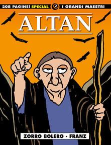 Camfeed.it Altan (Franz/Zorro Bolero). Vol. 2 Image