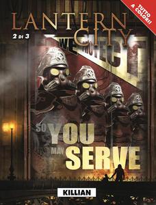 Lantern city. Vol. 2