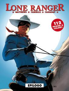 Lone ranger. Vol. 5