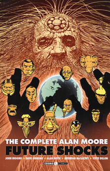 Squillogame.it The complete Alan Moore. Future Shocks Image