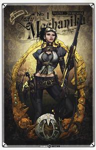 Lady Mechanika. Vol. 1: mistero del corpo meccanico, Il.