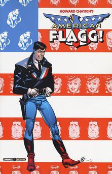 American Flagg!. Vol. 1 - Howard Chaykin - copertina