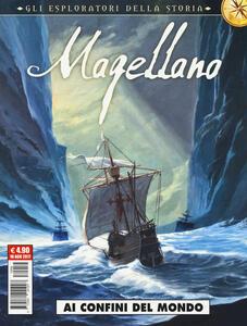 Rimbaud-Magellano. Gli esploratori della storia. Vol. 3: esploratore maledetto-Ai confini del mondo, L'.