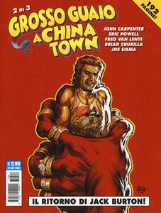 Grosso guaio a China Town. Vol. 2: ritorno di Jack Burton, Il.