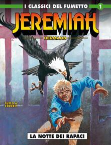 Jeremiah. Vol. 1: notte dei rapaci, La. - Hermann - copertina