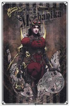 Nordestcaffeisola.it Lady Mechanika. Vol. 2: mistero del corpo meccanico, Il. Image