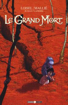 Le grand mort. Vol. 1: Lacrime d'ape. - Régis Loisel,J. B. Djian,Vincent Mallié - copertina