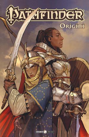 Pathfinder. Vol. 4: Origini.