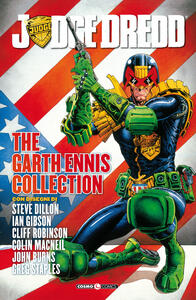 Judge Dredd. The Garth Ennis collection. Vol. 1