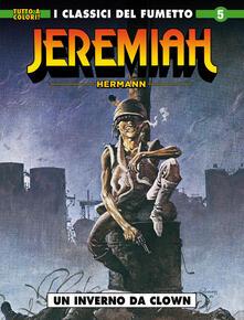 Tegliowinterrun.it Jeremiah. Vol. 5: inverno da clown, Un. Image