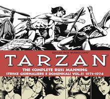 Squillogame.it Tarzan. Strisce giornaliere e domenicali. Vol. 3: 1971-1974. Image