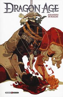 Dragon age. Vol. 2: Assassini di maghi. - Greg Rucka - copertina