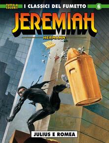 Jeremiah. Vol. 6: Julius e Romea..pdf