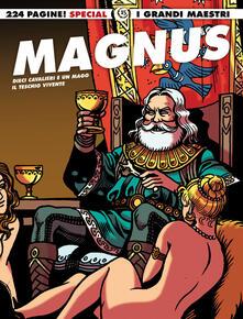 Necron. Novelle erotiche. Vol. 1: Dieci cavalieri e un mago-Il teschio vivente. - Magnus - copertina