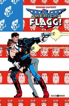 Vitalitart.it American Flagg!. Vol. 3 Image