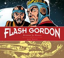 Ritorno su Mongo. Flash Gordon. Tavole giornaliere (1953-1956).pdf