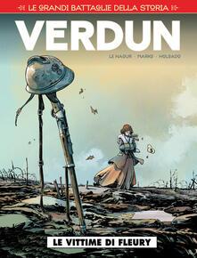 Radiospeed.it Le grandi battaglie della storia. Vol. 9: Verdun. I fucilati di Fleury. Image