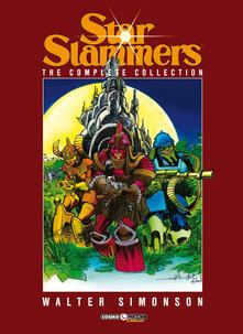 Antondemarirreguera.es Star Slammers. The complete collection. Ediz. deluxe Image