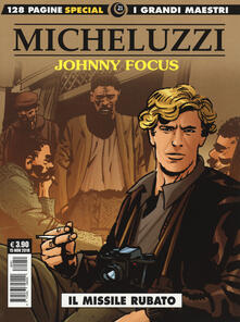 Radiospeed.it Johnny Focus. Vol. 4: missile rubato, Il. Image
