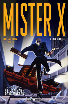 Winniearcher.com Gli archivi. Mister X. Vol. 2 Image