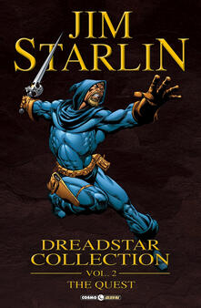 Camfeed.it Dreadstar collection. Vol. 2: quest, The. Image